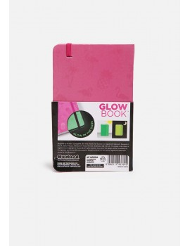 Libreta Magenta Tropical Brilla