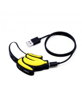 BANANA MULTIPUERTO USB