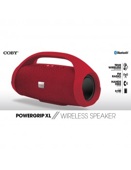 "ALTAVOZ INALÁMBRICO COBY CSTW-456  ""POWERGRIP XL"""