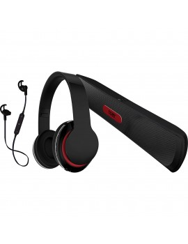 PAQUETE COMBO COBY CMB-105 BLUETOOTH 3 EN 1