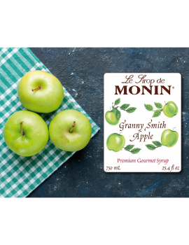 SABORIZANTE DE MANZANA VERDE (GRANNY SMITH APPLE)