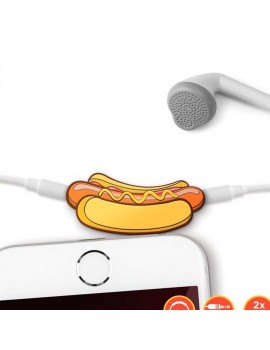 Separador de audio Hot Dog